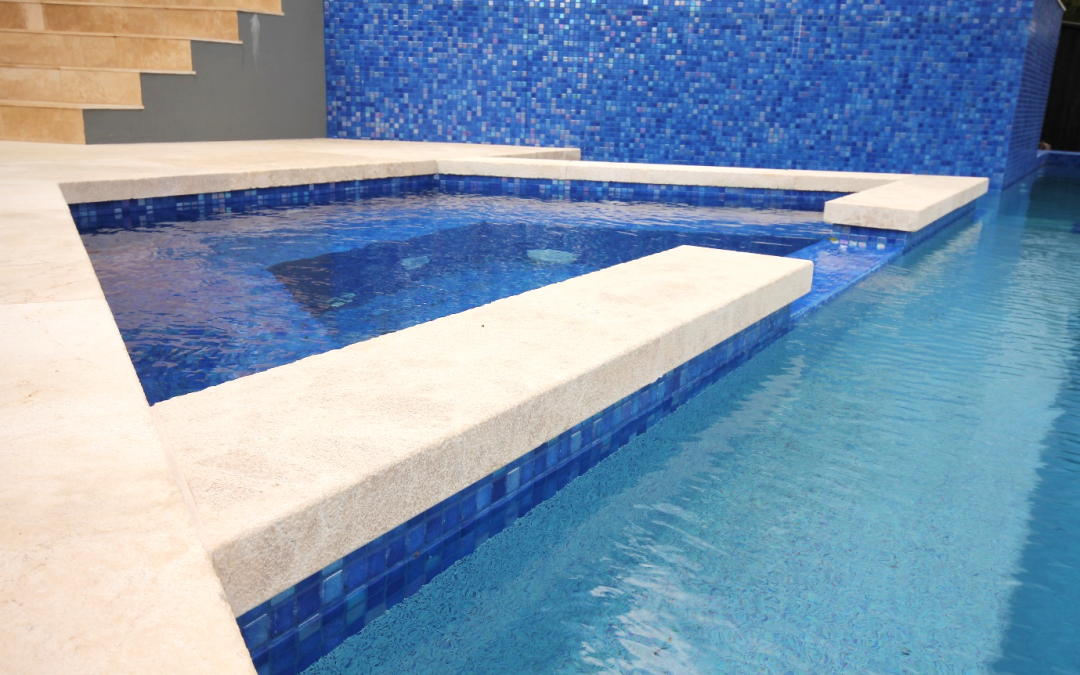 Selecting the Right Stone Around Swimming Pools
