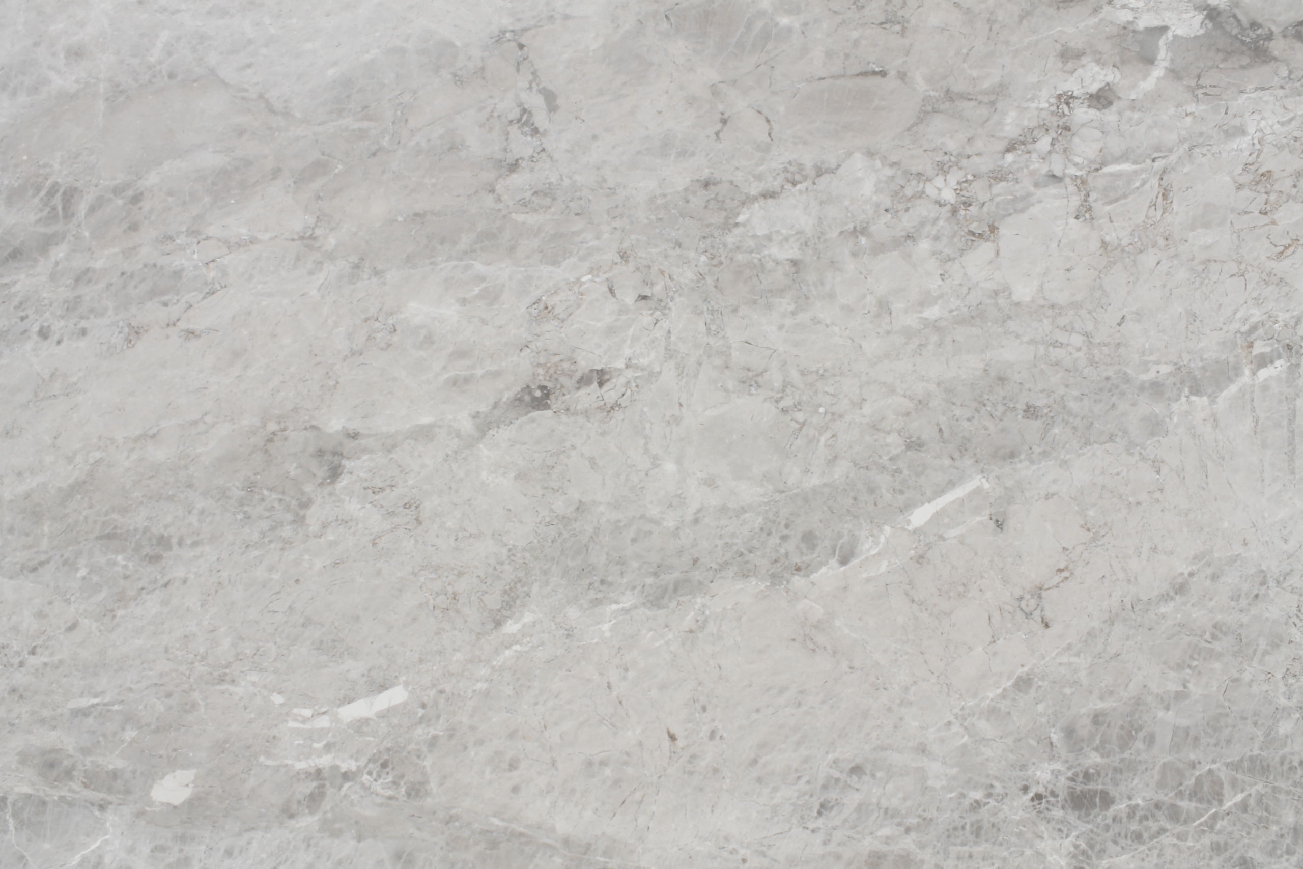 Close up picture of celestial honed slab in order for customers to get a better look at the stone