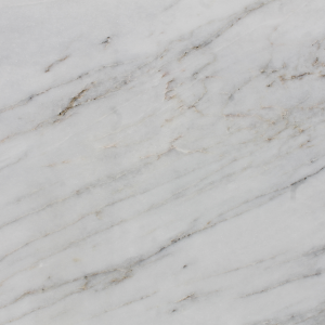 Close up picture of afyon white honed slab in order for customers to get a better look at the stone